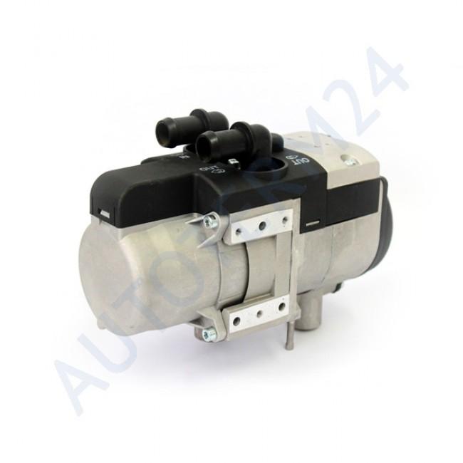 Autoterm Flow (Binar) 5D 12V (Diesel) inkl. OLED-Display, Abgasschalldämpfer