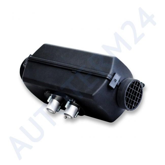 Planar 2D Diesel-Luftstandheizung 2kW 12V inkl. PU-5, Abgasschalldämpfer, URAL Höhenkit
