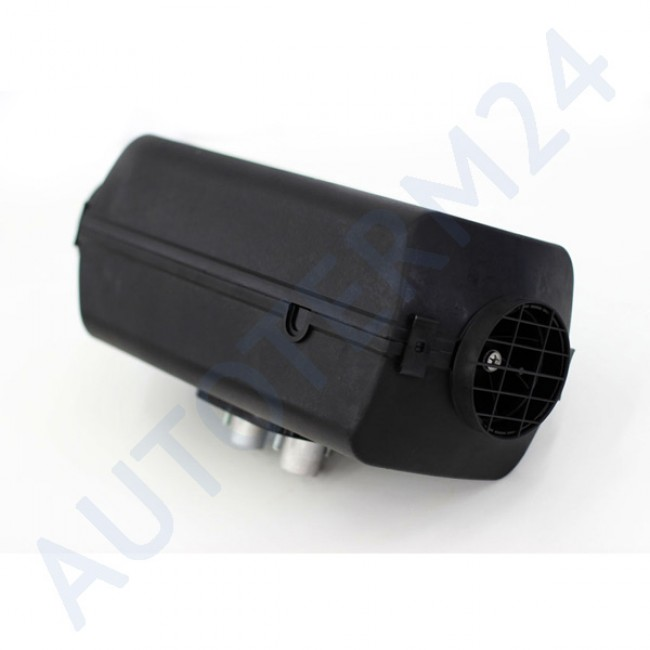 Planar 44D Diesel-Luftstandheizung 4kW 12V inkl. OLED-Display, Abgasschalldämpfer, URAL Höhenkit