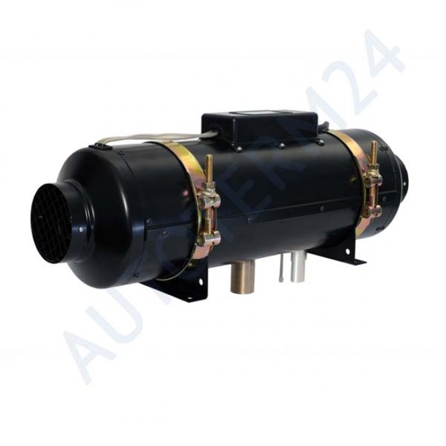 Planar 9D Diesel-Luftstandheizung 8kW 12V inkl. OLED-Display
